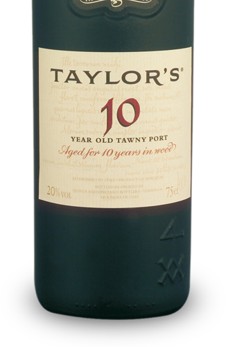 Tawny 10 Years Old von Taylor's Port
