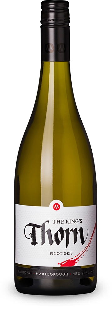 The Kings Thorn Pinot Gris 2016
